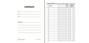 Taschenlohnbuch 48BL RNK 2442 17x12cm Produktbild