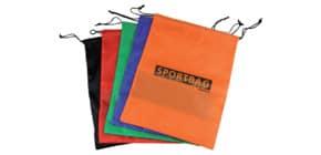 Sportbeutel Polyester sortiert DONAU 3776002-99 Produktbild
