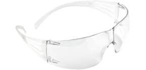 Schutzbrille SecureFit transparent 3M SF201AF Produktbild