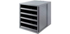 Schubladenbox Karma grau HAN 14018-18 Produktbild
