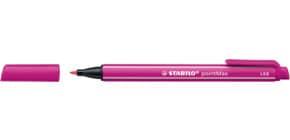 Faserschreiber pointMax 0,8mm rosa STABILO 488/56 Produktbild
