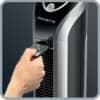 Ventilator 100cm schwarz ROWENTA VU6670 Turm Produktbild Detaildarstellung S