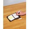 Feinliner 0.5mm rot EDDING 1700-3002 Gehäuse weiß Produktbild Anwendungsdarstellung S