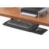 Tastaturschublade mit Mausablage FELLOWES FW8031201 Produktbild Einzelbild 1 S