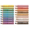 Farbstifte Woody Etui 18 Stück sortiert STABILO 880/18-3 inkl. Spitzer Produktbild Komponentenabbildung 1 S