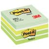 Haftnotizblock Würfel pastellgrün POST-IT 2028G 76x76mm 450Bl Produktbild